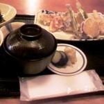 40017502 - ある日のランチ 天ぷら 1,350円