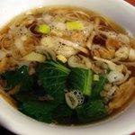 中華屋台888 - セットのスープ