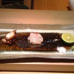 4002198 - 蛸・天然鯛の刺身