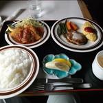 ニューちどり - 料理写真:Aセット1000円