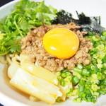 肉汁水餃子 餃包 - 台湾まぜそば