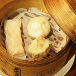 肉汁水餃子 餃包 - ランチ点心(サイドメニュー)