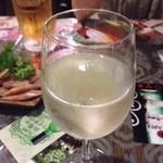 40023732 - ハウスワイン。スペインの白