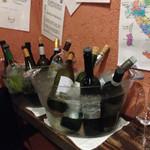 Bohemian - ワインバイキング 60分1580円、90分1980円税別 ちゃんとワインの説明もしてくれます