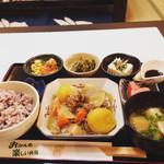 伝統食カフェ~楽膳~ - ランチ!