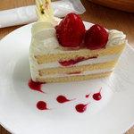 NEZUCAFE - ショートケーキ