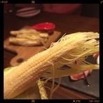 チーズ家 Quelle - ヤングコーン(*✪ฺ∇✪ฺ*)