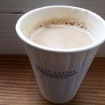 ショウゾウ コーヒー ストア - SHOZO COFFEE STORE TOKYO カフェオレ