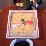40028733 - 蔵Pura(岡山県倉敷市)                       返し寿司(単品)2100円〜見える部分はシンプル