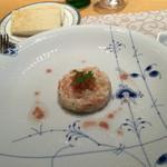 40029138 - 【再訪分】魚介のタルタル トースト添え