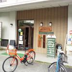 和束茶カフェ - レンタルサイクルも(2015.5月)