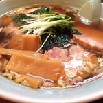 寿福 - チャーシュー麺