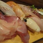 魚八寿し - 2015.7
