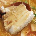 味噌蔵 麺次郎 - 角煮