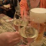 40030266 - 神戸で乾杯~♪