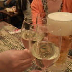 Emuzupureto - 神戸で乾杯~♪