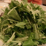 Emuzupureto - またまた野菜、もしかしてベジタリアンの店か。。。