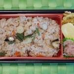 サンキュードラッグ - 料理写真:たこめし弁当 2015.7