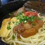 かりゆし食堂 - 料理写真:肉が柔らかくて おいしかったー
