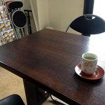 金井屋 - お茶と店内