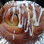 みなとパン - 料理写真:(2015/5月)コーヒーデニッシュみたいなパン