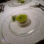 クッチーナピノッキオ - 「スナップエンドウのスープ」