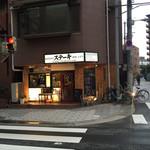 さぎり - 扇町交叉点〜源八橋への通り