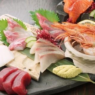 新鮮!海鮮料理♪♪