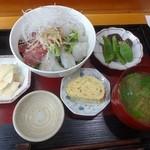 和料理 まつもり - 本日のお丼