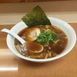 金太郎らーめん - 料理写真:地獄らーめん3丁目(醤油)