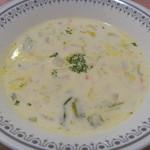 えびすや - 野菜のクリームスープ