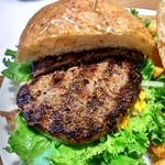 炭火焼ハンバーガー&ステーキ チェリーズ - クラシックバーガー 1300円