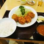銀座 梅林 本店 - ヒレカツ定食