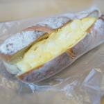 亀十パン - たまごサンド