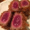 ますの - 料理写真:仔羊ステーキかつ