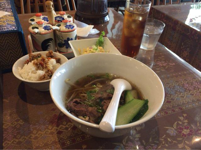 タイ・アヨタヤ・レストラン - 【シェフのおすすめメニュー】(900円税込)