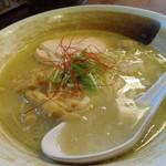 たけいち - 濃厚鶏白湯そば