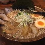 40043086 - 特製東京背脂醤油ら~麺