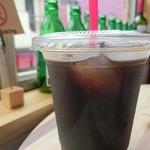 STARFISH&COFFEE - ネルドリップのアイスコーヒー(ランチドリンク)