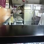 黒亭 - 厨房