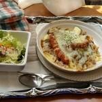 茱萸 - 遅めのランチ カレードリア