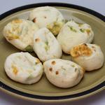 ミニワン - 枝豆チーズもち