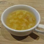 ころも農園 - 本日のスープ