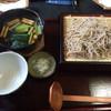 わかお - 料理写真:「鴨汁そば」1600円