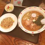 羅山 - ミソAセット 800円