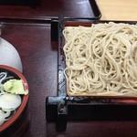 そば処 宇田川 - もり蕎麦