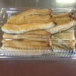 保立川魚店 - こんな感じでパックしてくれます。