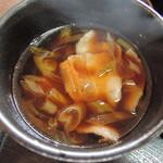 喜作 - 肉汁アップ