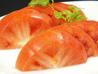 北の魚づくし - 冷しトマト