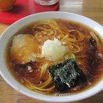 みんみんラーメン - 料理写真:ラーメン(並):480円